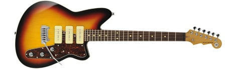 Reverend JET390 Jetstream 390 Electric Guitar JET390