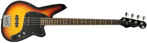 Reverend Guitars Justice Electric Bass JUS