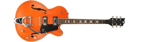 Reverend PA1RT nderson Signature Hollowbody Electric Guitar PA1RT