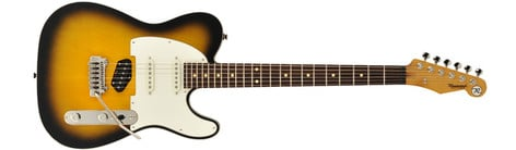 Reverend Guitars Pete Anderson Eastsider S Signature Electric Guitar PA2S