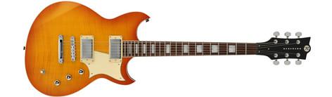 Reverend Guitars Sensei HB FM Electric Guitar SENHB