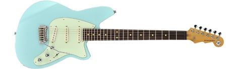 Reverend Guitars Six Gun III Electric Guitar SGIII