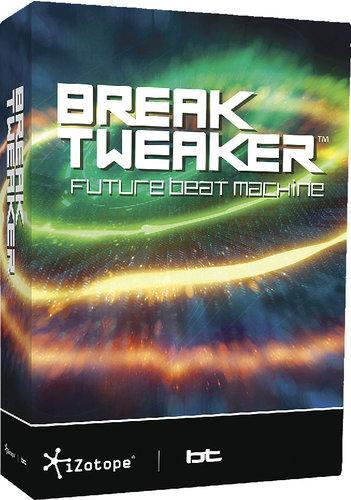iZotope BreakTweaker Expanded BreakTweaker+3 Sound Libraries BREAKTWEAKER-EXPAND
