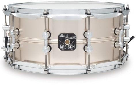 """Gretsch Drums S-6514A-SF 6.5"""" x14"""" Steve Ferrone Signature Aluminum Snare Drum S-6514A-SF"""