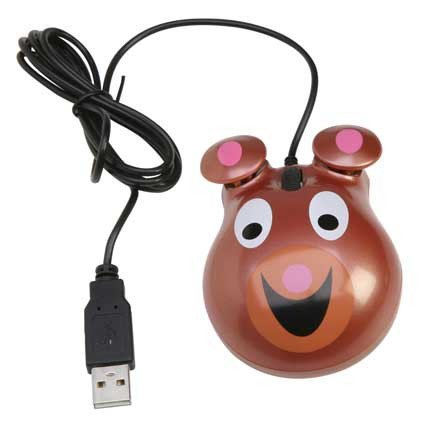 Califone International KM Animal USB Mouse KM-CALIFONE