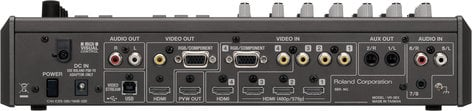 Roland System Group VR-3EX AV Mixer VR-3EX