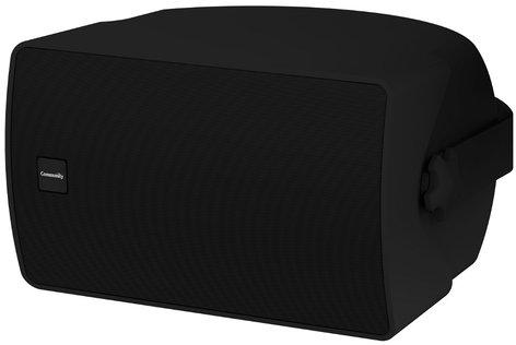 "Community CS6-B Commercial Design 6.5"" 2-Way Surface Mount Loudspeaker in Black CS6-B"