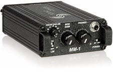 Sound Devices MM-1 Portable Microphone Preamp MM1