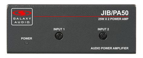 Galaxy Audio JIB/PA50 50W Class D Commercial Amplifier JIB/PA50