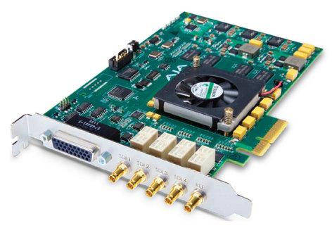 AJA CORVID-24 Corvid 24 PCIe Gen 2.0 4x Card for 8/10-bit Uncompressed CORVID-24