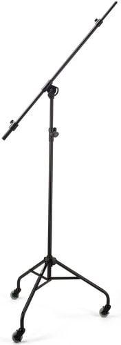 Samson SB100 Studio Microphone Boom Stand with Collapsible Rolling Tripod Base SB100