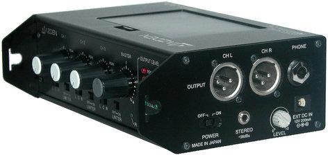 Azden FMX-32a Portable Professional Mixer FMX32A