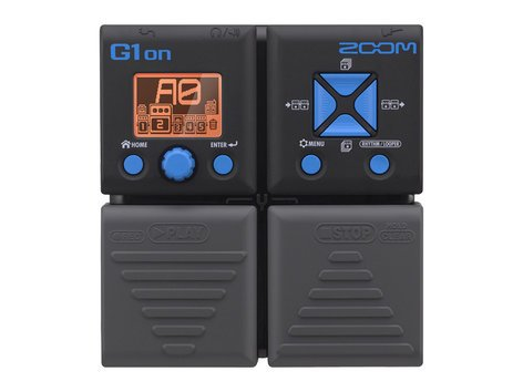 Zoom G1on Multi Effects Guitar Pedal G1ON