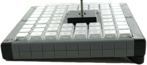 PI Engineering, Inc. X-Keys XK-68 Joystick 68-Key Programmable USB Keyboard with Joystick XK-0989-UBJ68-R