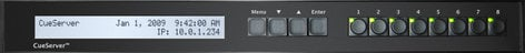 Interactive Technologies CS-800 CueServer Pro Lighting Controller CS-800