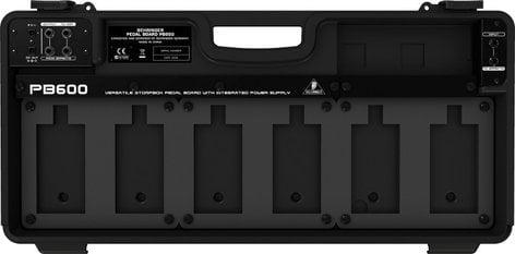 Behringer PB600 Universal Effects Pedal Board PB600