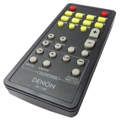 Denon 963307000550D RC-1108 Remote Control For AVR 963307000550D