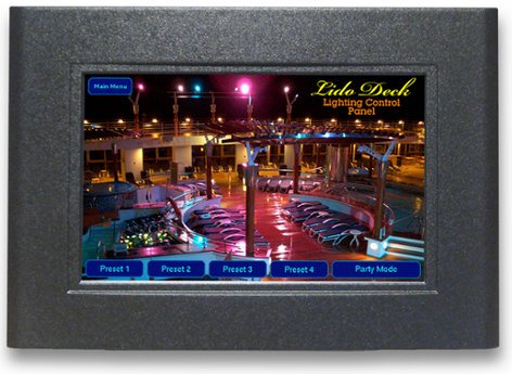 Interactive Technologies CT-400 CueTouch LCD Touchscreen CT-400