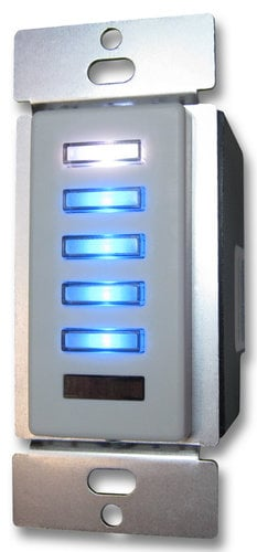 Interactive Technologies SS-305-ALM SceneStation 3 in Light Almond SS-305-ALM