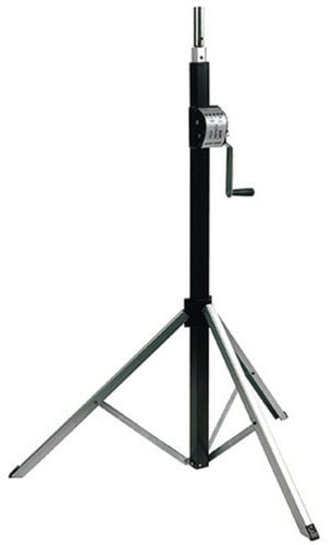 Global Truss DT-3800L 12ft Duratruss Crank Stand with 176 lb Load Capacity DT-3800L