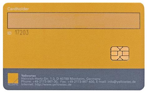 Yellowtec USA YT3000  SmartCard for Intellimix Digital Audio Mixer and VIP/Digital Voice Processor YT3000