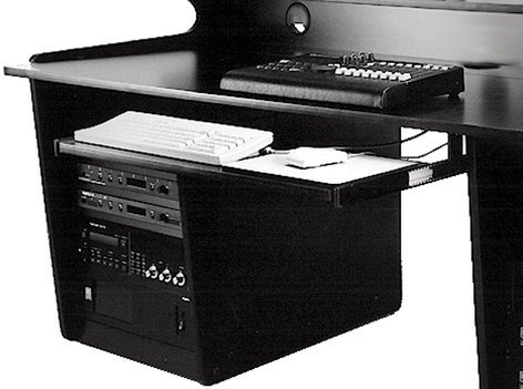 Omnirax KMS3  Keyboard Shelf  KMS3