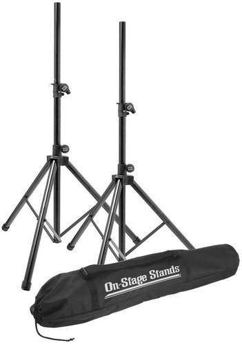 On-Stage Stands SSP7900 Aluminum Speaker Stand Pack SSP7900