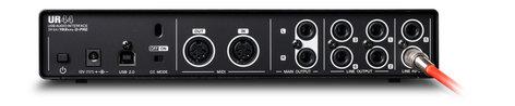 Steinberg UR44 6x4 USB 2.0 Audio MIDI Interface UR44