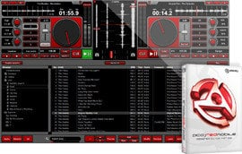 PCDJ Red Mobile 2 DJ Software RM265