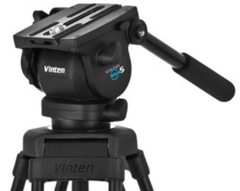 Vinten V4105-0001 Vision Blue5 Pan and Tilt Head - Standard Package V4105-0001