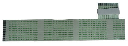 Fostex 8576019000  30 Pin Ribbon Cable For MR8 8576019000