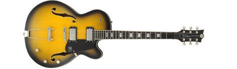 Reverend Guitars Pete Anderson HB Custom Signature Semi-Hollowbody Electric Guitar PA1HB