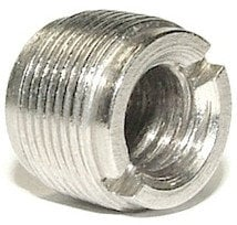 "WindTech M-16 3/8""-16 Female to 5/8""-27 Male Thread Adapter M-16"