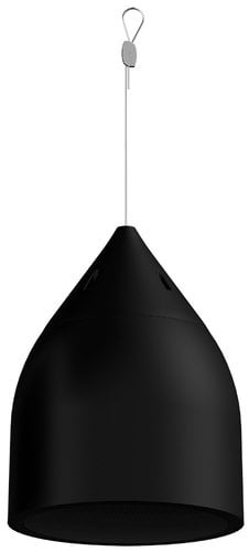 "Community DP6-B 6.5"" Distributed Design 2-Way Pendant Speaker in Black DP6-B"