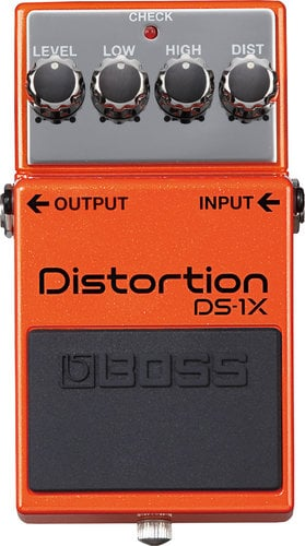 Boss DS1X Adaptive Distortion Pedal DS1X