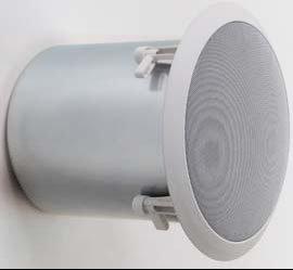 """Bogen Communications HFCS1  Ceiling Speaker 6"""" 75w 70v/8-ohm, High-fidelity HFCS1"""
