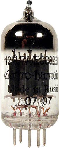 Electro-Harmonix 12AU7EH  Preamp Vacuum Tube 12AU7EH
