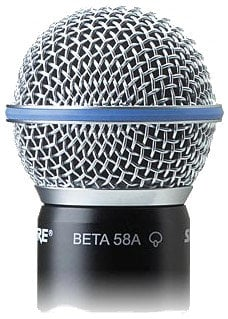Shure ULXD2/B58-H50 Handheld Transmitter with BETA 58A Microphone ULXD2/B58-H50