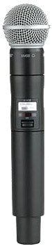 Shure ULXD2/KSM9HS-H50 Wireless Handheld Transmitter with KSM9HS/BK Microphone ULXD2/KSM9HS-H50