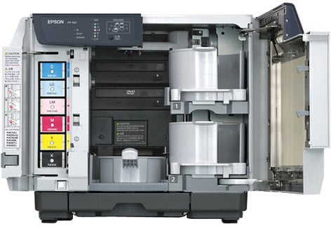 Epson PP-50II Single Drive Disc Produce PP-50II