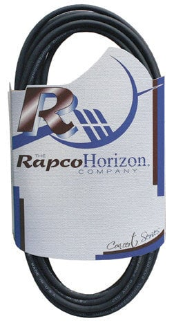 "RapcoHorizon Music SBLC-100ST  100ft 1/4"" TRS M to 1/4"" F TRS SBLC-100ST"