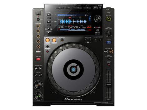 Pioneer CDJ-900NXS  Professional Multi Player  CDJ-900NXS