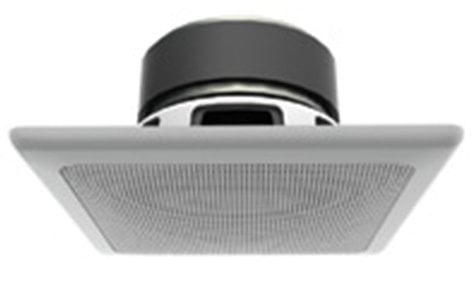 "SoundTube RF31-EZ-T 3"" Full-Range Raw-Frame Ceiling Speaker in White RF31-EZ-T-WH"