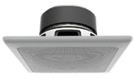 """SoundTube RF31-EZ-T 3"""" Full-Range Raw-Frame Ceiling Speaker in White RF31-EZ-T-WH"""