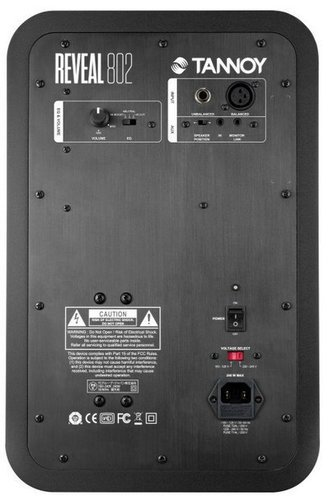 """Tannoy REVEAL 802 8"""" Active Monitor REVEAL-802"""