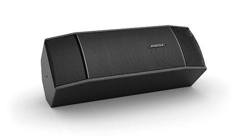 """Bose RMU208 RoomMatch Utility Series Dual 8"""" 300W (8 Ohms) Installation Loudspeaker in Black RMU208"""