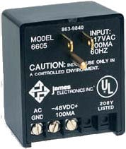 Bogen Communications PRS48 48VDC 100mA Power Supply PRS48