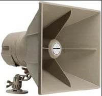 Bogen Communications SAH15 Horn, Amplified 15w Digital Switching SAH15