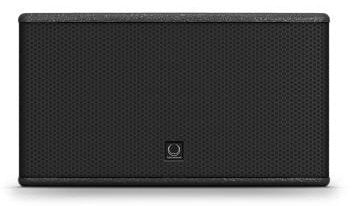 "Turbosound TCS62 6.5"" 175W (8 Ohms) 2-Way Full-Range Passive Arrayable Loudspeaker in Black TCS-62"