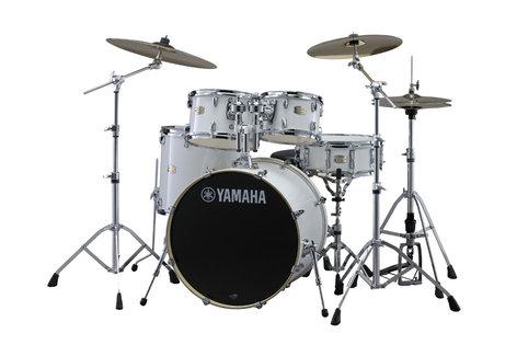 Yamaha SBP0F56W 5-Piece Stage Custom Birch Shell Pack with Hardware SBP0F56W